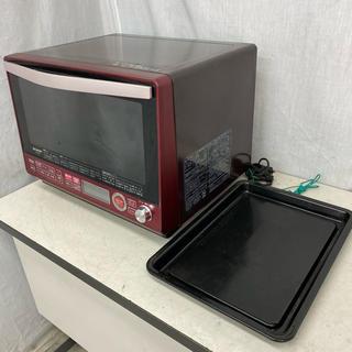 シャープ(SHARP)の2018年製 シャープ 過熱水蒸気オーブンレンジ RE-SS10B-R(電子レンジ)