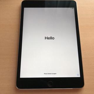 Apple - iPad mini4 wifiモデル 64GB