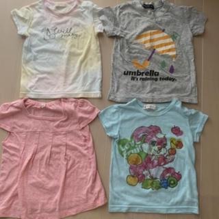 女の子 Tシャツ(Tシャツ/カットソー)