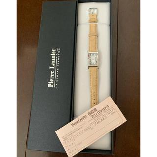 ピエールラニエ(Pierre Lannier)のピエールラニエ 腕時計(腕時計)