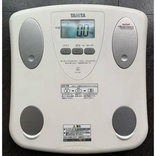 タニタ(TANITA)の(ぺこ様専用)TANITA タニタ 体重計(体脂肪率計測機能付)(体重計/体脂肪計)