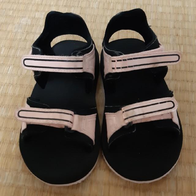 PUMA(プーマ)のPUMAサンダル 16cm キッズ/ベビー/マタニティのキッズ靴/シューズ(15cm~)(スニーカー)の商品写真