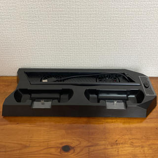 PS4 & PS4 Slim 両用多機能縦置きスタンド(その他)