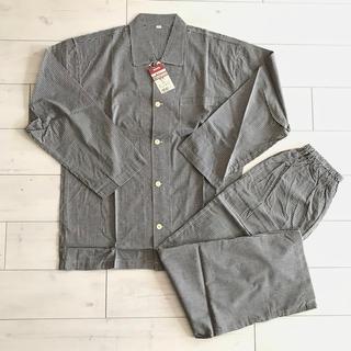 ムジルシリョウヒン(MUJI (無印良品))の新品未着用 無印良品 紳士パジャマ(その他)