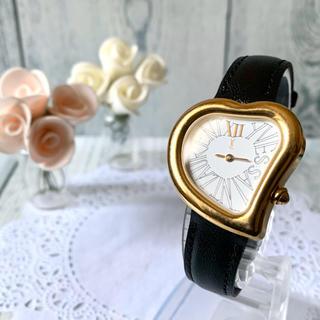 Saint Laurent - 【希少】Yves Saint Laurent サンローラン 腕時計 ハートベゼル