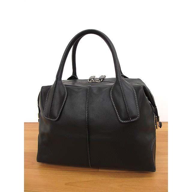 TOD'S(トッズ)の美品 トッズ TOD'S ミディアム Dバッグ 2way ショルダーバッグ レディースのバッグ(ショルダーバッグ)の商品写真