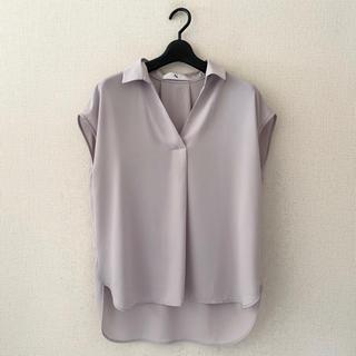 エヌナチュラルビューティーベーシック(N.Natural beauty basic)のN.♡プルオーバーシャツ(シャツ/ブラウス(半袖/袖なし))