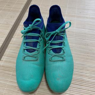 アディダス(adidas)のサッカースパイク27.5センチ(サッカー)