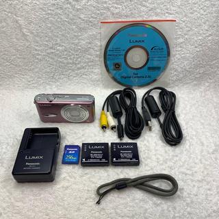 パナソニック(Panasonic)のpanasonic  DMC−FX8 デジタルカメラ(コンパクトデジタルカメラ)