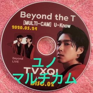 東方神起 Beyond the T (マルチユノ)  DVD1枚です^ ^ (K-POP/アジア)