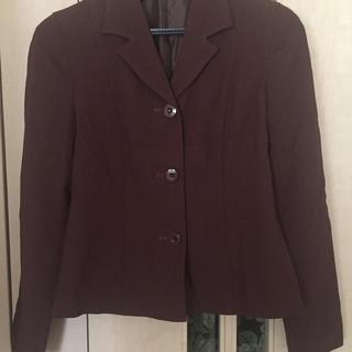 バーバリーブルーレーベル(BURBERRY BLUE LABEL)のバーバリーブルーレーベル ブラウン スカートスーツ サイズ38 (スーツ)