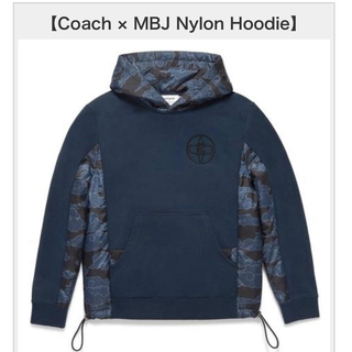 コーチ(COACH)の値下げ】Coach × MBJ Nylon Hoodie(パーカー)