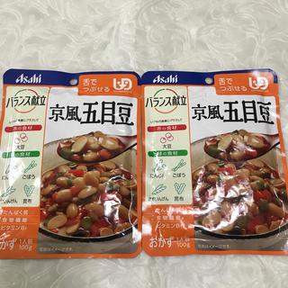 アサヒ(アサヒ)のアサヒ Asahi バランス献立 京風五目豆 介護用食品  (レトルト食品)