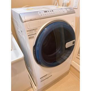 SHARP - 【お値下げ中!】シャープ(SHARP) 洗濯乾燥機 ドラム式 9.0kg