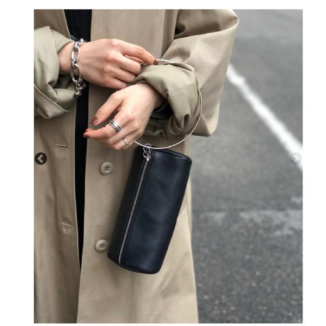 MM6(エムエムシックス)のMM6 Maison Margielaの、Oリング クラッチバッグ レディースのバッグ(クラッチバッグ)の商品写真