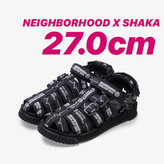 ネイバーフッド(NEIGHBORHOOD)のNEIGHBORHOOD × SHAKA HIKER SANDAL 27.0cm(サンダル)