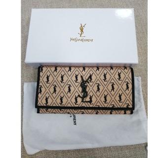 Yves Saint Laurent Beaute -  お勧め✩YSLサンローラン 折り財布 カードケース 長財布