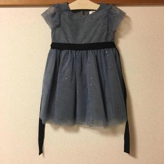 ボンポワン(Bonpoint)の美品 ボンポワン クチュール ドレス 3a(ワンピース)
