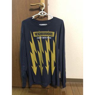 NEIGHBORHOOD - ネイバーフットtシャツ