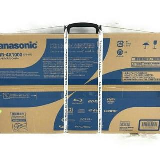 Panasonic - 未使用 Panasonic パナソニック DMR-4X1000 ブルーレイディス