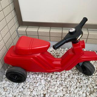 ヤマダ YAMADA 公園レーサー 幼児 乗用玩具 三輪車 ミニバイク(三輪車)