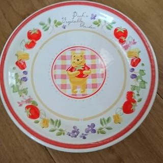 クマノプーサン(くまのプーさん)のプーさんのお皿(食器)