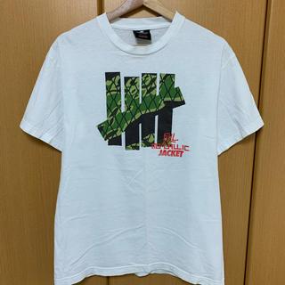アンディフィーテッド(UNDEFEATED)のUNDEFEATED Tシャツ ホワイト (Tシャツ/カットソー(半袖/袖なし))