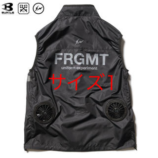 uniform experiment - uniformexperiment  BURTLE AIR CRAFT VEST