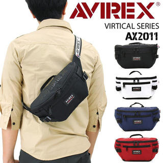 AVIREX - ☆ 最安値 大人気 AVIREX ボディーバッグ AVIREX AX2011