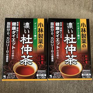コバヤシセイヤク(小林製薬)の小林製薬 濃い杜仲茶 煮出し用 30袋入  2箱(健康茶)