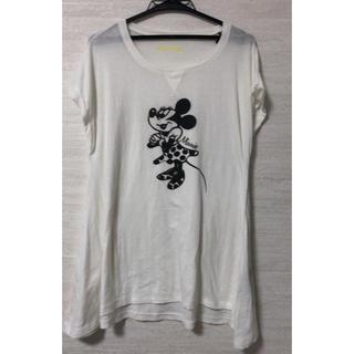 ディズニー(Disney)の《美品》ミニーマウス Tシャツ(カットソー(半袖/袖なし))