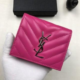 Yves Saint Laurent Beaute - お勧め✩YSLサンローラン 折り財布 カードケース