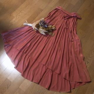 MERCURYDUO - レンガ色マーメイドスカート