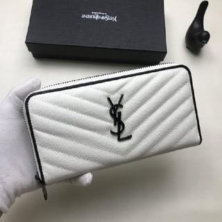 Yves Saint Laurent Beaute -  お勧め✩YSLサンローラン カードケース 長財布