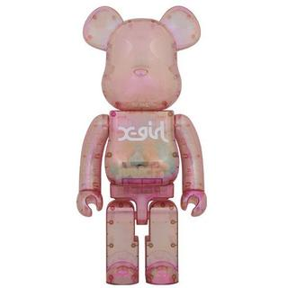 MEDICOM TOY - BE@RBRICK X-girl 2020 1000%