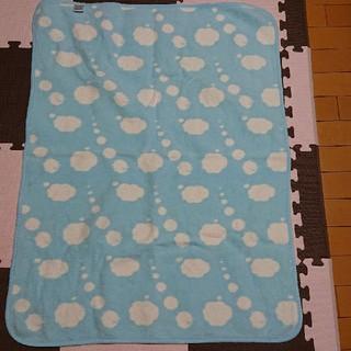 綿毛布 70×100cm  渡嘉毛織(毛布)