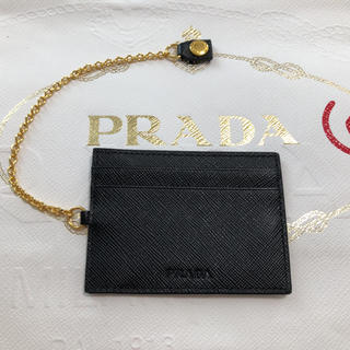 PRADA - PRADA プラダ カードケース パスケース