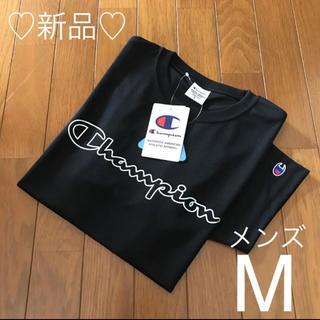 Champion - 新品❤️チャンピオン 速乾性Tシャツ メンズM ブラック