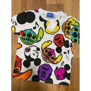 ディズニー(Disney)のディズニーTシャツ  110  キッズ110(Tシャツ/カットソー)