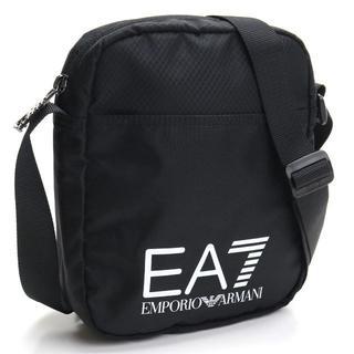 エンポリオアルマーニ(Emporio Armani)のEA7 TRAIN PRIME ポシェット 275658 ブラック メンズ(ショルダーバッグ)