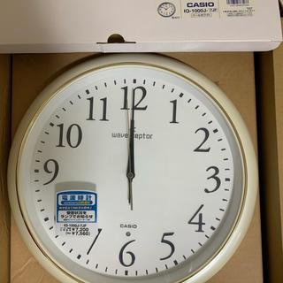 カシオ(CASIO)の電波時計(掛時計/柱時計)