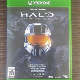エックスボックス(Xbox)のhalo the master chief collection(家庭用ゲームソフト)