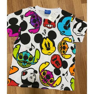 ディズニー(Disney)のディズニーTシャツ 130  キッズ130(Tシャツ/カットソー)