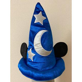 ディズニー(Disney)のミッキー 魔法使いの弟子 帽子(衣装)