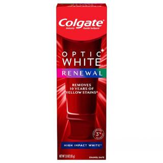 クレスト(Crest)の【1個】コルゲート オプティック ホワイト ハイインパクト ホワイト(歯磨き粉)