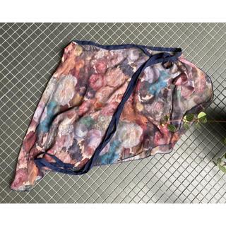 MIRELLA バレエレッスン用 ラップスカート(ダンス/バレエ)