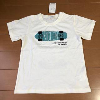 サンカンシオン(3can4on)の3can4on スケートボードプリントTシャツ 120(Tシャツ/カットソー)