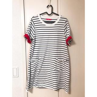 グラニフ(Design Tshirts Store graniph)の【送料込】グラニフワンピース(ひざ丈ワンピース)