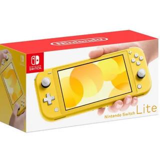 Nintendo Switch - Nintendo Switch ニンテンドースイッチライト イエロー