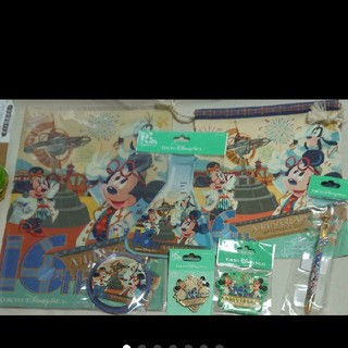 ディズニー(Disney)の7点セット☆2017 ディズニーシー 16周年 グッズ(キャラクターグッズ)